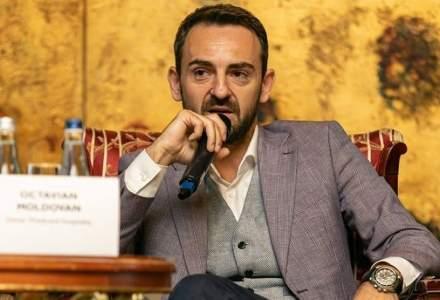 Octavian Moldovan, General Manager Palatul Suter: Anul acesta este unul de supraviețuire, nici nu ne putem gândi la profit