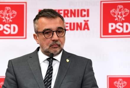 Romașcanu, despre decizia CEDO: Deciziile justiţiei nu se comentează. PSD nu este vinovatul de serviciu