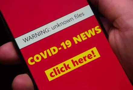 Cum profită criminalii informatici de teama ta de coronavirus pentru a-ți fura datele
