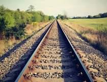 Linia de cale ferată dintre...