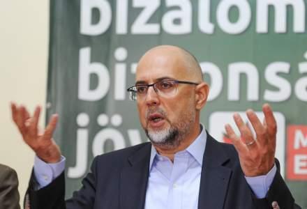 Kelemen Hunor: Nu mai poţi prosti o ţară întreagă cu pericolul maghiar, cu furatul Ardealului - un truc ieftin