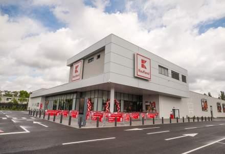 Kaufland România deschide un nou magazin în România și ajunge la o rețea de 130