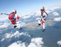 A inceput Bucharest Skydiving...