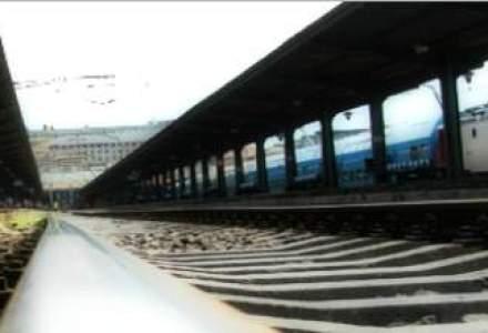Lucrarile pe Coridorul feroviar IV au intarzieri: CFR solicita constructorilor sa respecte termenele de finalizare