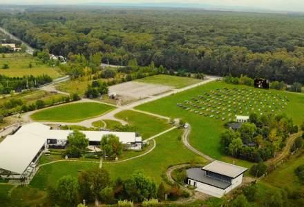 Event Park Snagov, 6ha de spațiu verde pentru evenimente drive-in de toate tipurile adaptate măsurilor de distanțare sociale