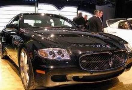 Noul Maserati Quattroporte se livreaza cu sofer pentru 6 luni