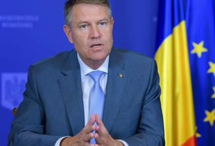 Iohannis, mesaj de Ziua Europei: În confruntarea cu pandemia, România a dovedit încă o dată că este un partener de încredere