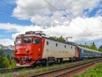 Primul tren special pentru...