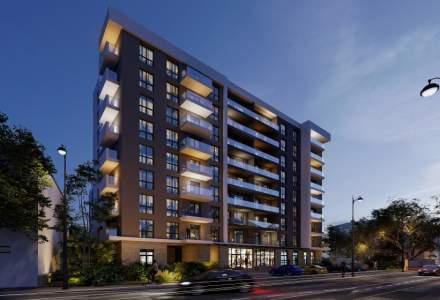 Un dezvoltator ridică 226 de apartamente și spații comerciale în zona Timpuri Noi