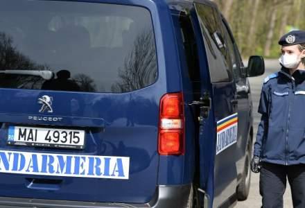 Cinci jandarmi din Brașov, depistaţi cu COVID-19. Alţi 20 sunt în autoizolare