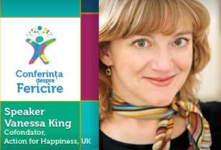 (P) La Bucuresti va avea loc prima Conferinta despre Fericire din Estul Europei