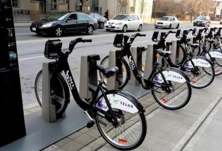 Sibiul va avea peste 40 de centre de închiriere pentru 540 de biciclete
