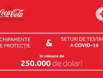 Fundația Coca-Cola a donat...
