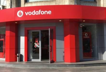 Vodafone anunță venituri de 905 milioane de euro pentru anul fiscal 2019-2021