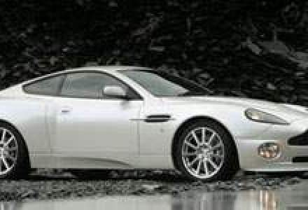 Un om de afaceri olandez aduce Aston Martin in Romania anul viitor