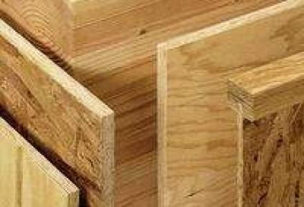 30.000 angajati din industria lemnului au fost trimisi in somaj