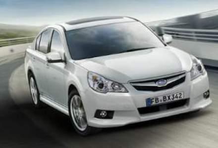 Franciza Subaru in Romania ar putea fi preluata de Levi sau Shlomo