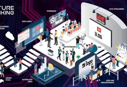 InternetCorp lansează evenimentele online. Ce trebuie să știi despre noul concept, înscrieri și beneficii