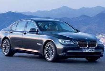 BMW: Scaderi in vanzari la nivel de grup cu 25% in noiembrie