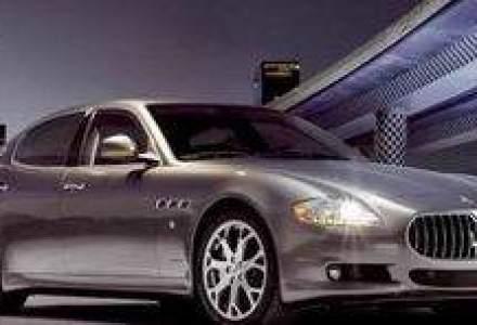 Auto Italia a lansat in Romania noul Maserati Quattroporte