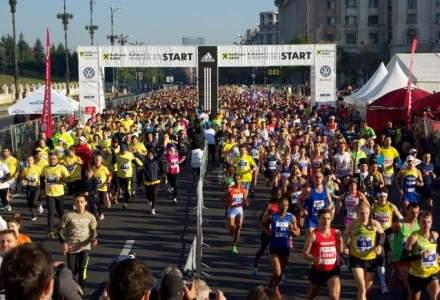 Peste 8.000 de persoane din 51 de tari au alergat la maratonul organizat de Raiffeisen Bank
