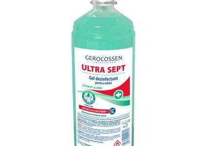 Produs în România. Gerocossen pune pe piață produse biocide avizate de către Institutul Cantacuzino