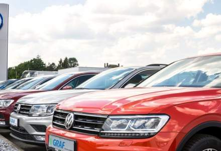 Comerțul online este în creștere și în auto. Volkswagen Golf, T-Roc și Tiguan au cel mai mare succes în online