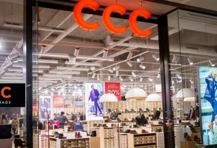 Retailerul de încălțăminte CCC România redeschide 18 magazine din București și din țară