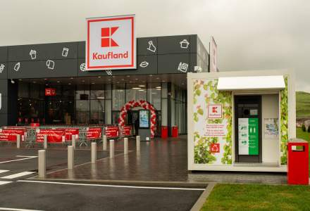 Kaufland România continuă extinderea în județul Cluj și inaugurează primul magazin din Dej