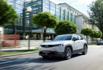 Începe producția MX-30, prima mașină electrică Mazda