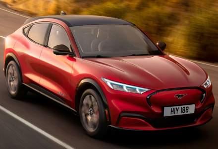Primul SUV electric Ford are un preț de pornire de circa 47.000 euro în Germania