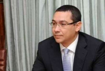 Ponta, intrebat daca Guvernul adopta act pentru arborarea steagului secuiesc: Poate Guvernul Ungariei
