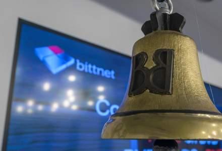 Bittnet este la doar un pas de listarea în liga mare a bursei