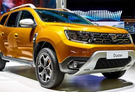 Românii au cumpărat, în medie, 2-3 mașini Dacia și Renault pe zi prin platformele de e-commerce