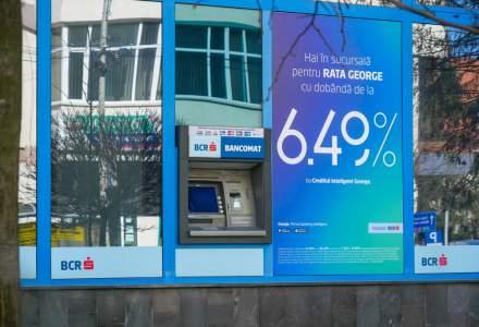 Cu 820.000 de clienți activi în George, este BCR o bancă preponderent digitală?