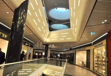 Cum arata mall-ul de 130 mil. euro din Floreasca cu o zi inainte de inaugurare (FOTO)