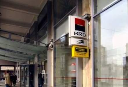BRD si Western Union au lansat serviciul de transfer de bani la ATM