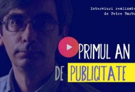 """Scriitorul Petre Barbu cauta fonduri pentru a redacta o """"carte de interviuri"""" despre publicitatea online din .ro"""