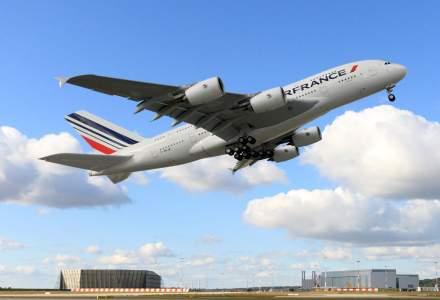 Air France reia zborurile pe ruta București – Paris. Când va avea loc primul zbor