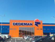 Dedeman va deschide un nou...