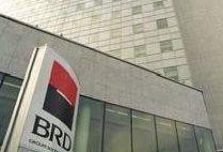 BRD pluseaza la dobanda pentru depozite in euro