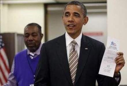 Barack Obama semneaza textul care pune capat crizei bugetare