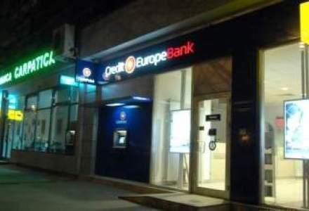 Credit Europe Bank isi deschide sucursala in cel mai nou mall din Capitala