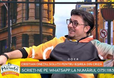Cristian Onețiu, investitorul de la Imperiul Leilor, lansează o colecție de haine personalizabile