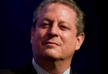 Al Gore, fostul vicepresedinte al SUA, a vrut sa cumpere Twitter