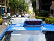 Taximetrist din Singapore,...