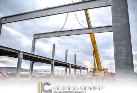 (P) Hale metalice sau hale industriale GEMINA, din beton?