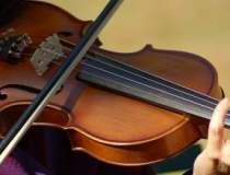 Licitatie RECORD: Vioara de...
