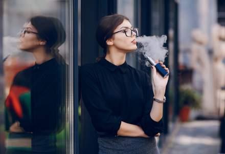 MS: Din ce în ce mai mulţi adolescenţi fumează curent ţigări electronice şi produse din tutun încălzit