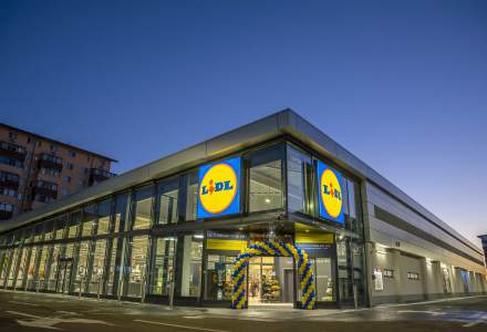 Lidl își extinde rețeaua și inaugurează primul magazin în Domnești